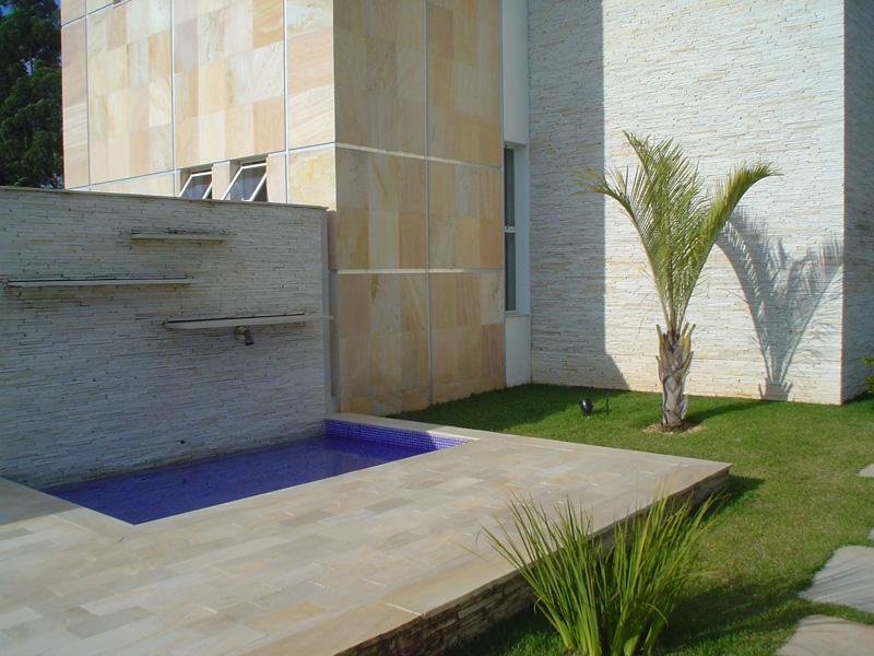 Pedra São Tomé Quartzito Amarela