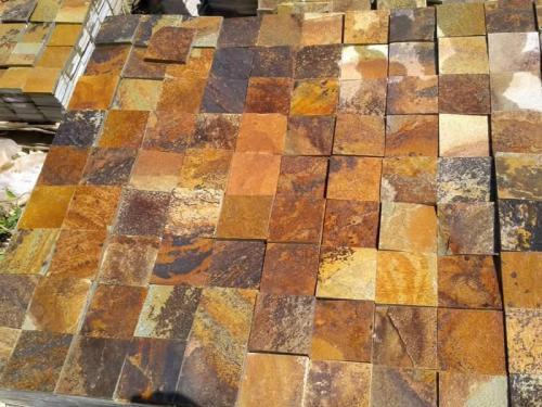 Mosaico São Tomé Ferrugem