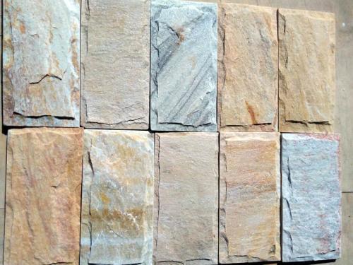 Variação de Tonalidade Pedra Ouro Preto