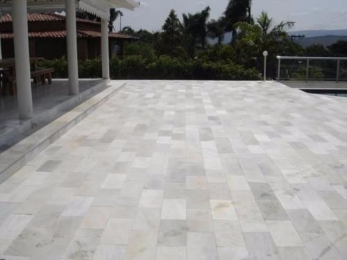 São Tomé Quartzito Branca